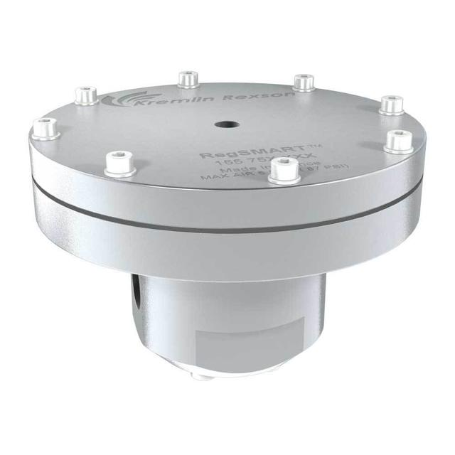 REGSMART regulator for semi pasteous materials