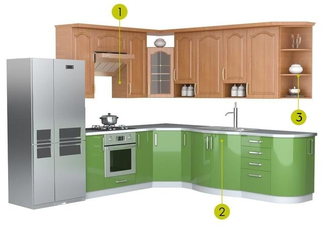 Superior finishing for kitchen and bathroom market