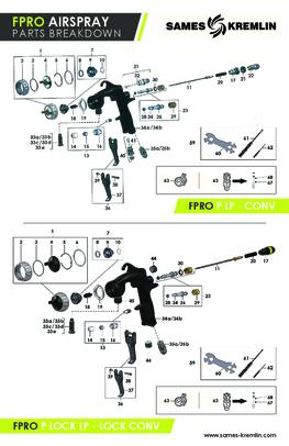 Spare Parts Sheet